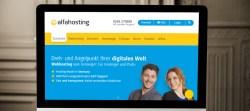 Wir stellen vor: Alfahosting, der StartUp-Dienstleister fürs Webhosting