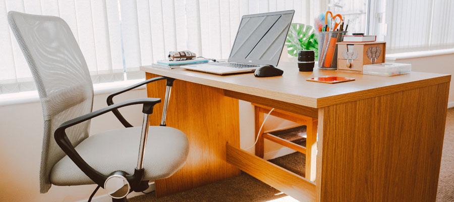 Büro Einrichtung (Bild: Pexels)