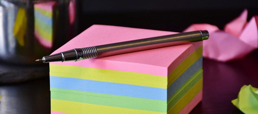 Kugelschreiber (Bild: Pixabay)