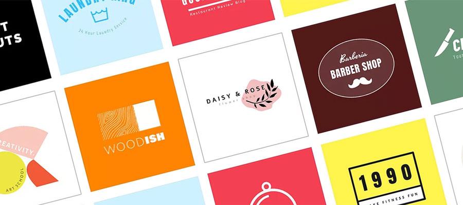 Logo Design (Bild: Wix.com)