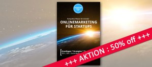Onlinemarketing für StartUps eBook Aktion (Bild: SUW)