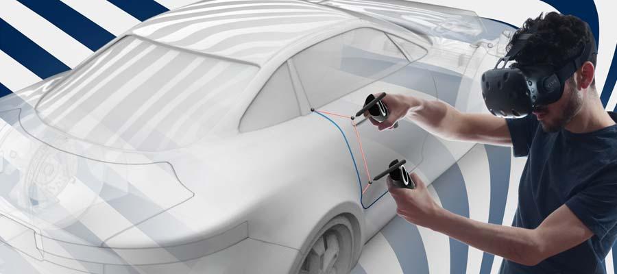 VR CAD System (Bild: flyingshapes)