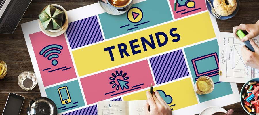 Design-Trends (Bild: Shutterstock)