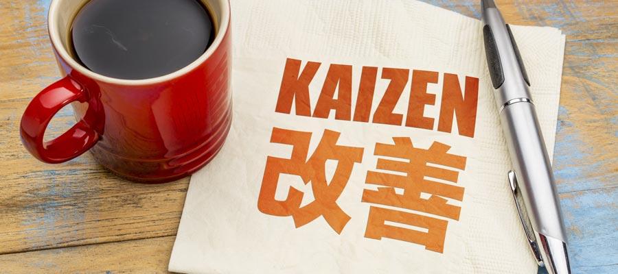 Kaizen (Bild:. Shutterstock)