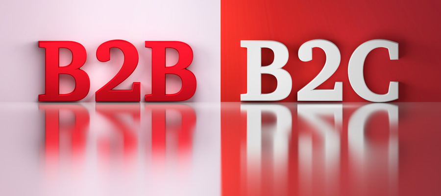 B2B B2C H2H Definition Erklärung (Bild: Shutterstock)