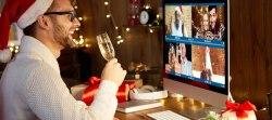 Online-Weihnachtsfeiern richtig versteuern: Das muss unbedingt beachtet werden