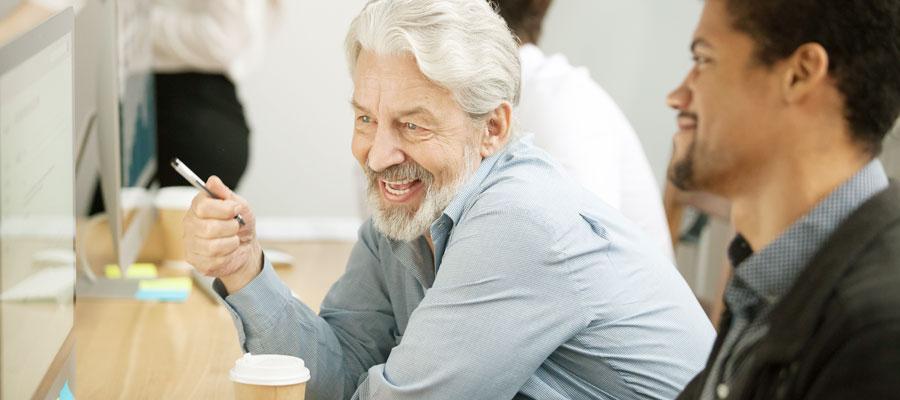 Ruhestand Senior StartUps Unterstützer (Bild: Shutterstock)