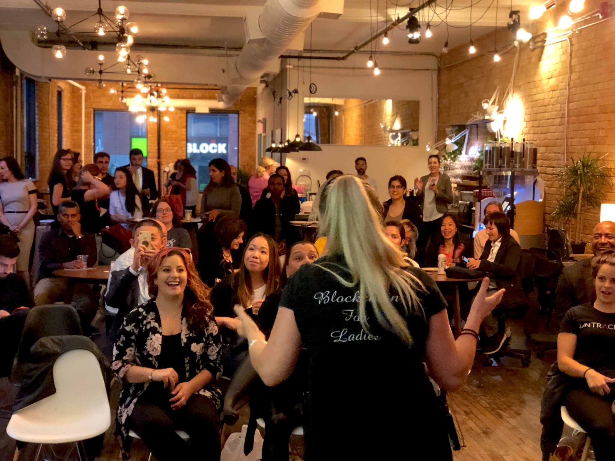 Get Social, StartWell's State of Blockchain with the CryptoChicks was a Success!