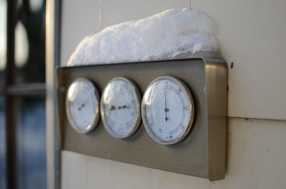Colder Temperatures