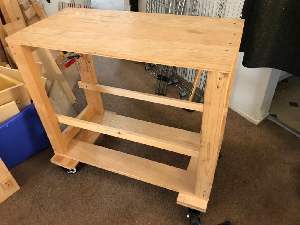 tool work cart