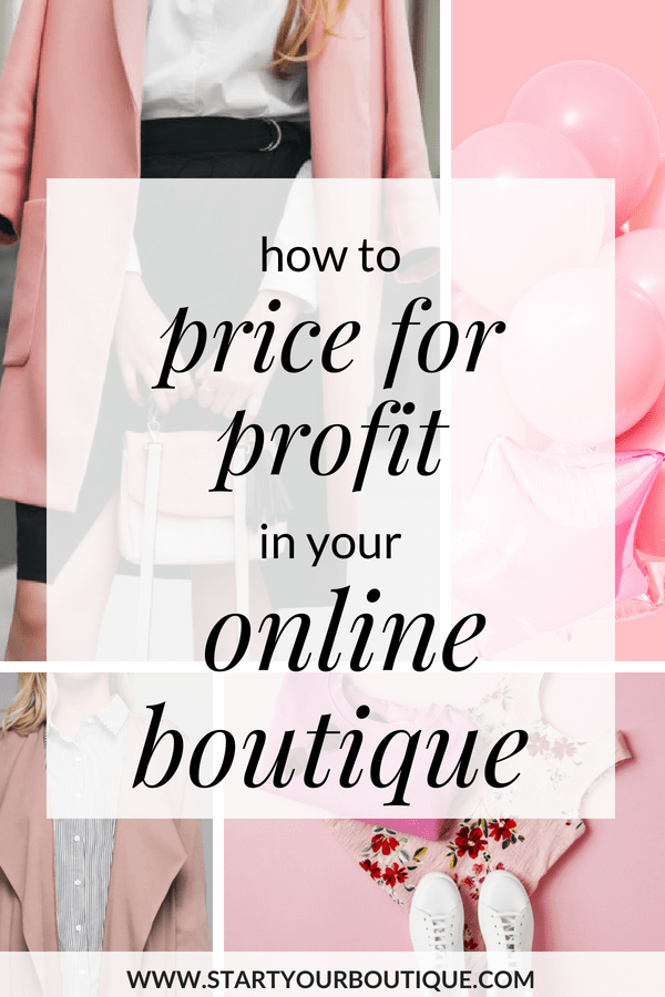 Using the correct pricing strategies in order to make a profit on every sale is important when you are running an online boutique. Click through for 8 questions to consider when setting retail prices in your online boutique!