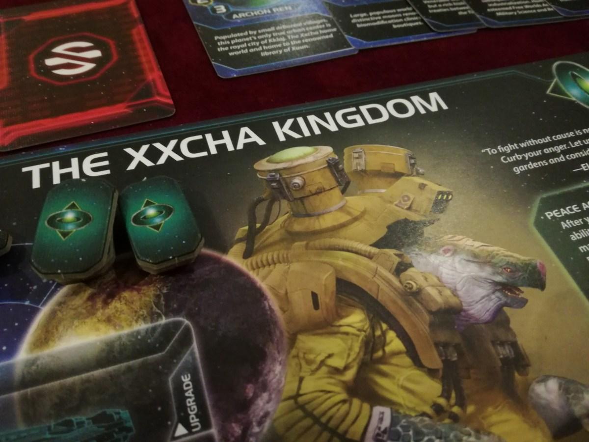 Twilight Imperium Strategy Xxcha Kingdom Start - Year of