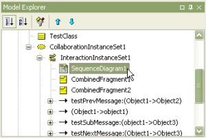 StarUML 50 사용자 가이드  Sequence 다이어그램 모델링하기