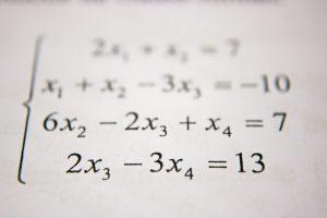 矩陣的基礎概念