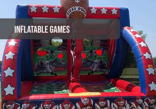 Sports Inflatable Games