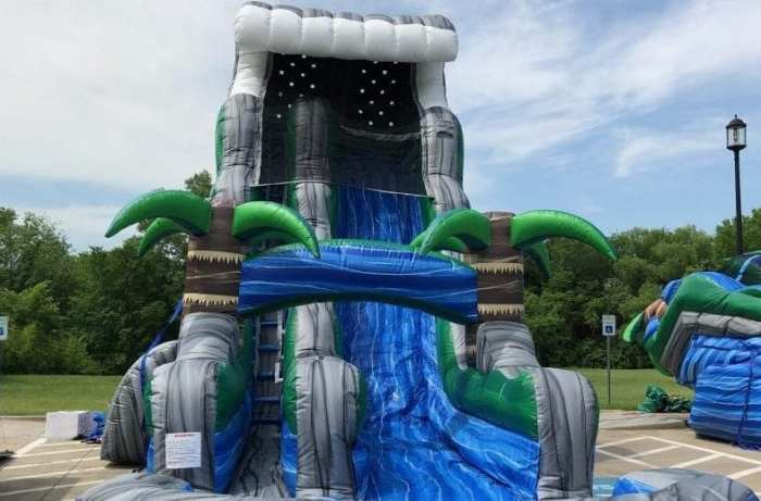 Inflatable Water slide dallas
