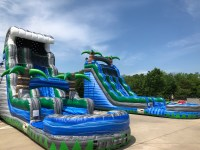 water slide Dallas & Richardson