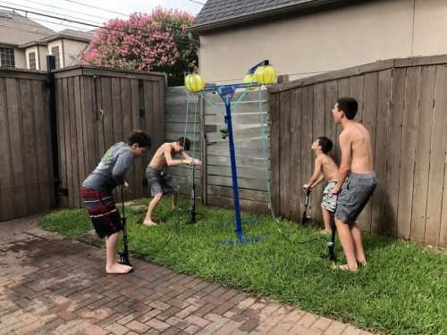 water balloon carnival games hydro blaster