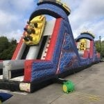 Obstacle Course Blow up Inflatable