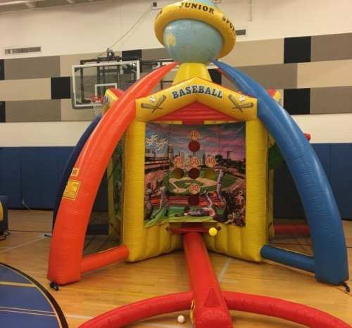 World of sports inflatable sports games