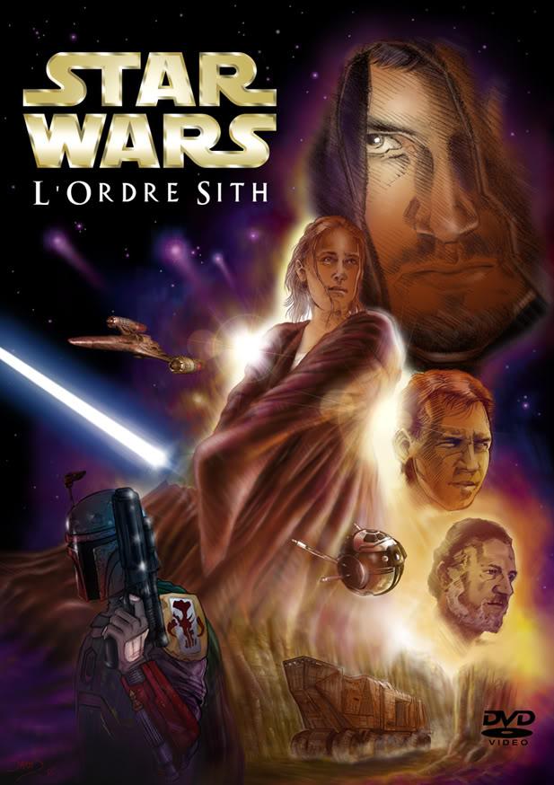 Les Star Wars Dans L'ordre : l'ordre, Affiche, L'Ordre, Fan-arts, Universe