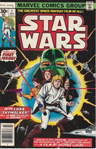marvel star wars comic issue 1 cover