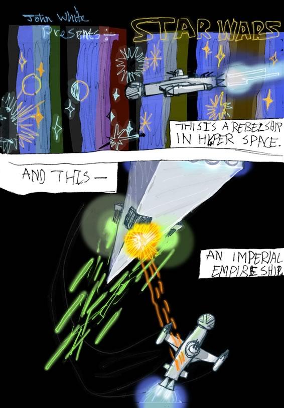 001b: Tantive IV – Pursued! (Special Edition Version)