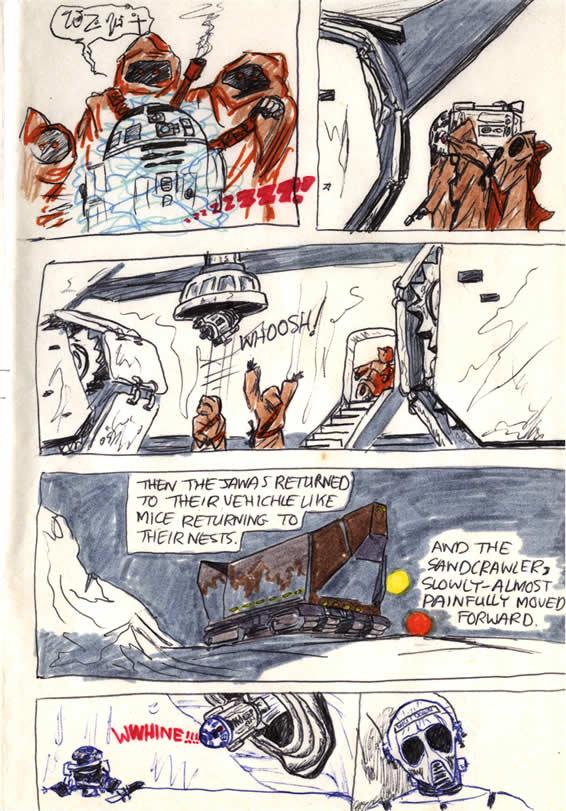 030: In the Sandcrawler!