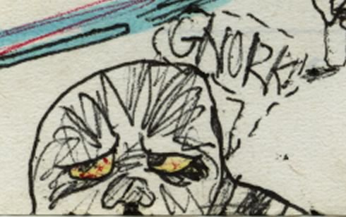 chewbacca star wars comic image detail image 2