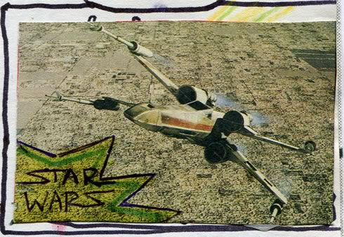 star wars stortybook X-Wing image