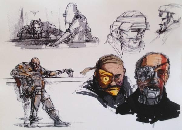 Max Von Sydow Playing In Episode Vii Star Wars