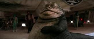 DVD version of Jabba