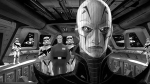 Our new villain in Star Wars Rebels