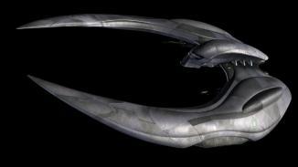 BSG cylon ship