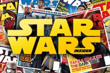 Star Wars Insider Short Stories