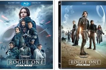 Rogue One Blu-ray