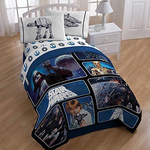 disney star wars rebels 5 piece boys twin comforter sheet set tote bag bedding pinnacleoilandgas com