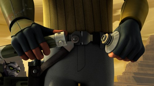 small resolution of kanan assembles his lightsaber in star wars rebels