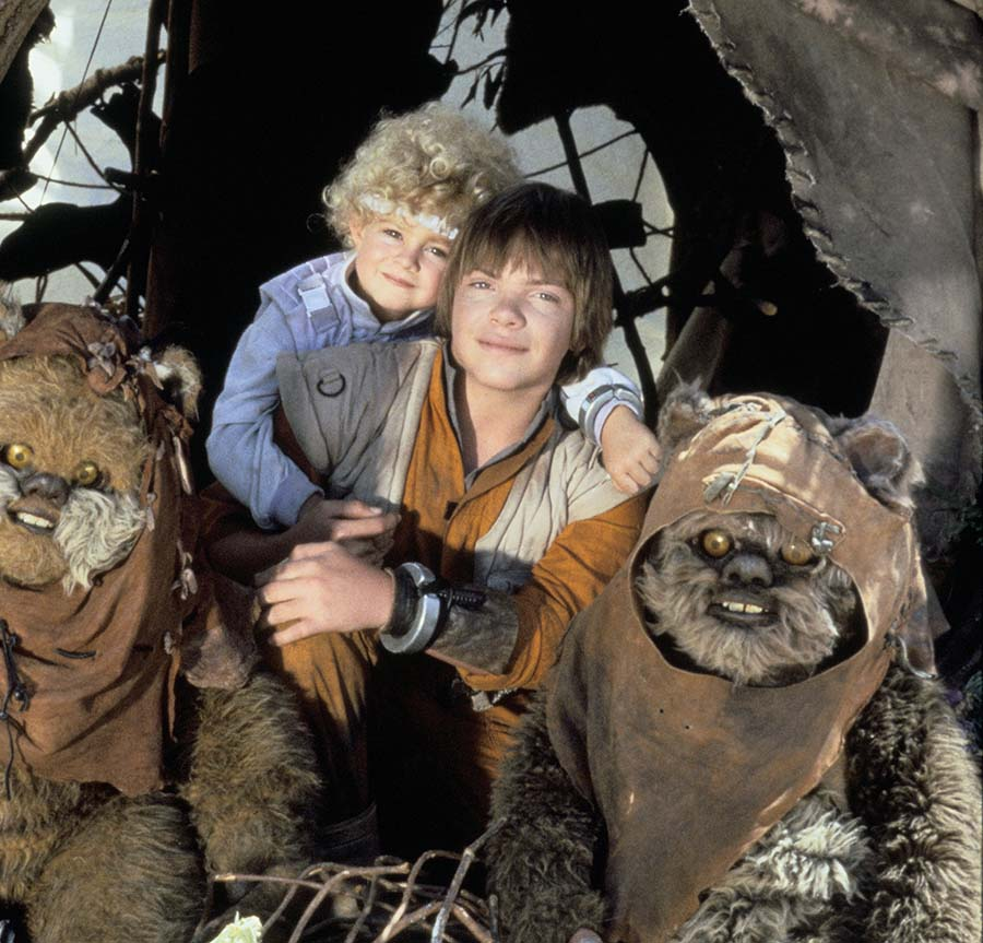 Image result for Ewok TV movie wilford brimley