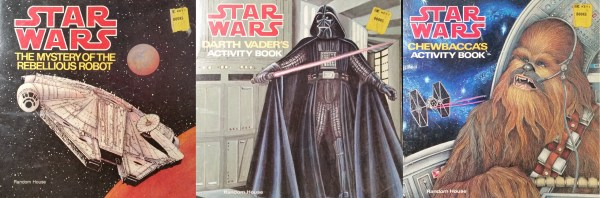Star Wars Books From the 70s