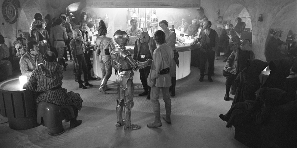 Image result for mos eisley cantina