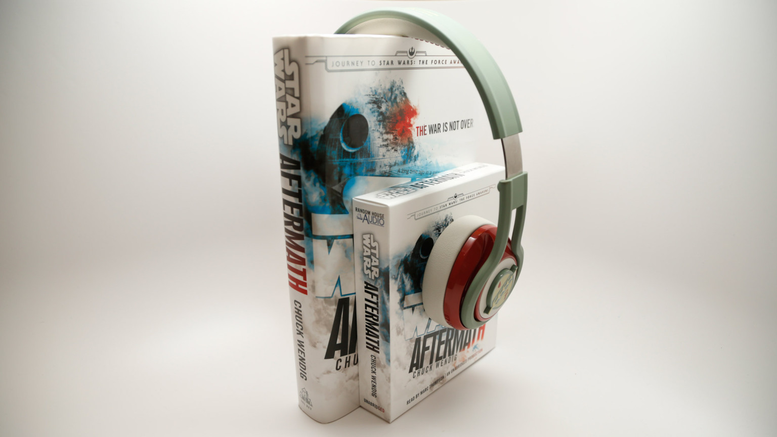 star wars audiobooks behind