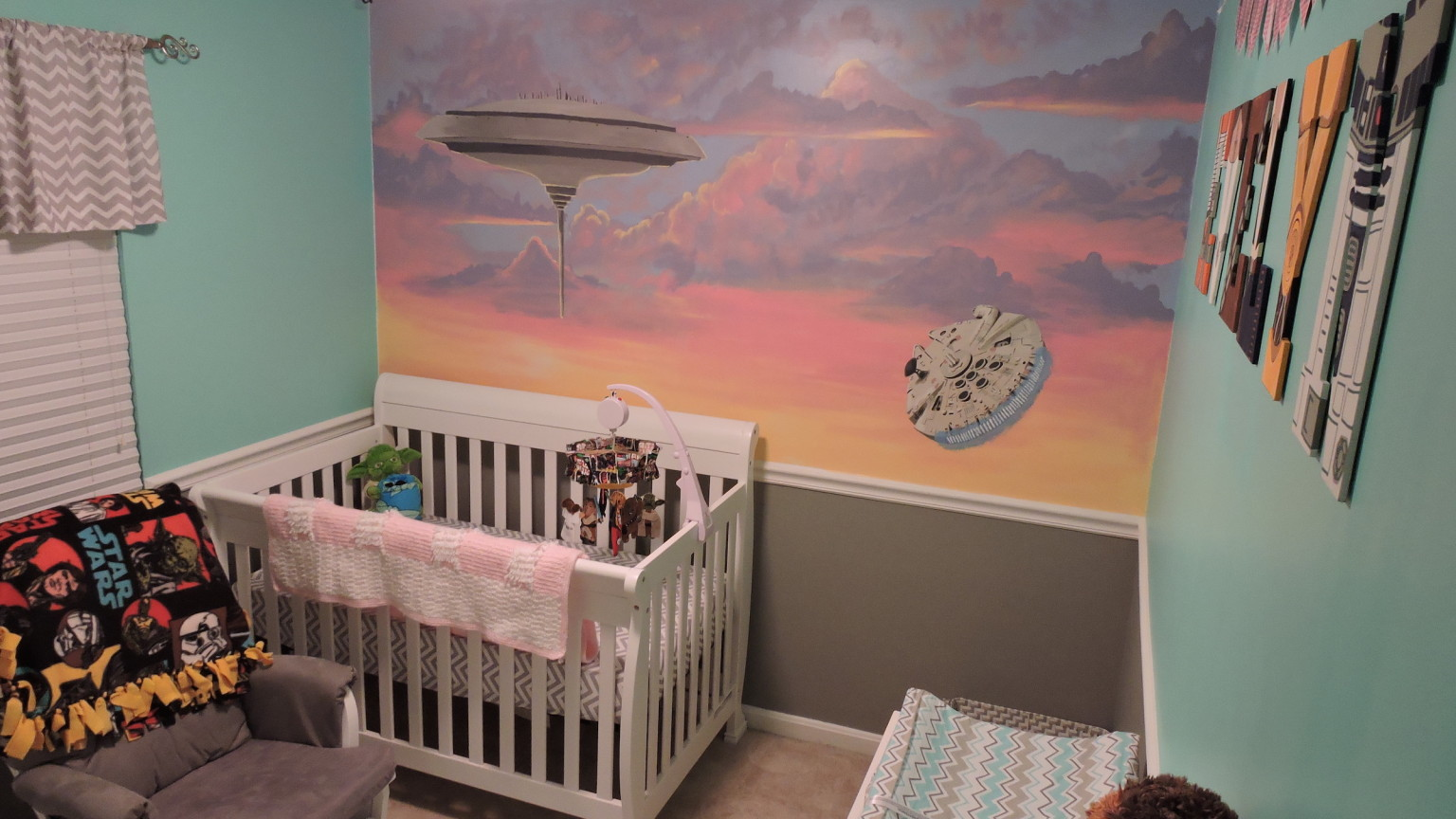 Fully Operational Fandom The Ultimate Star Wars Nursery
