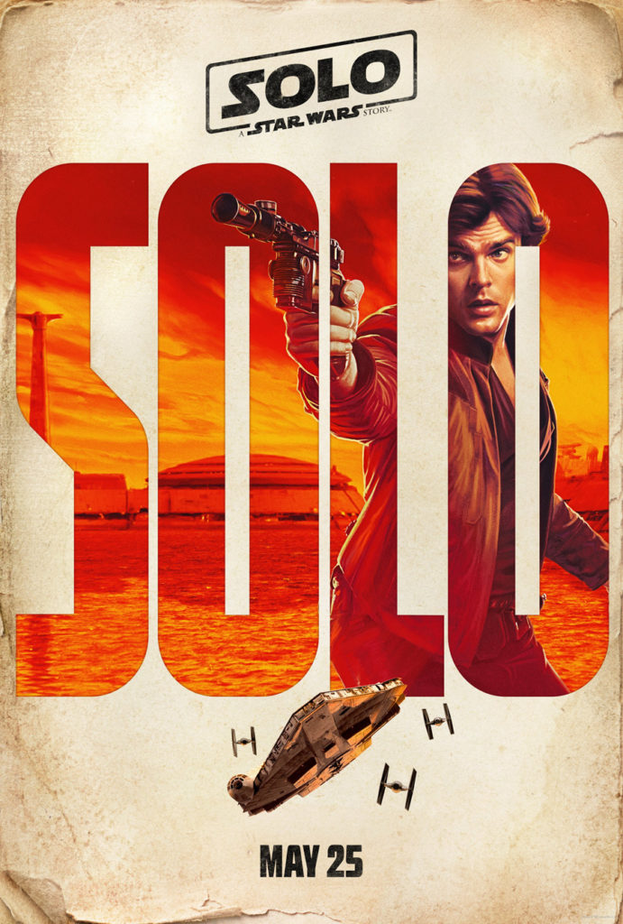 Solo: A Star Wars Story Character Posters Revealed