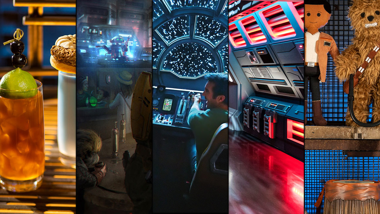 27 Things We Learned About Star Wars Galaxys Edge