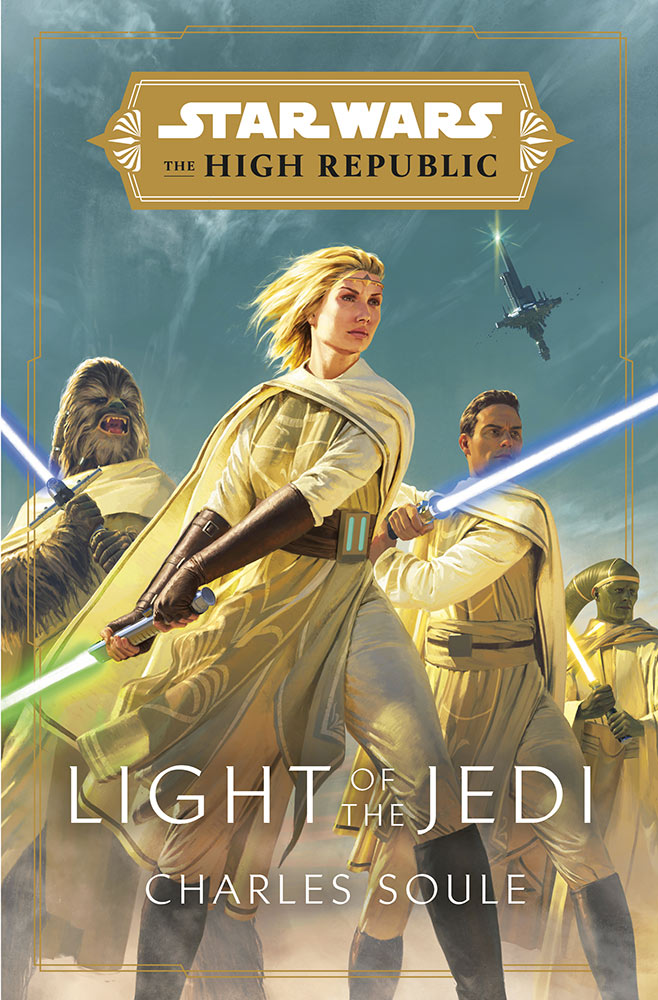 Star Wars: The High Republic - Light of the Jedi cover