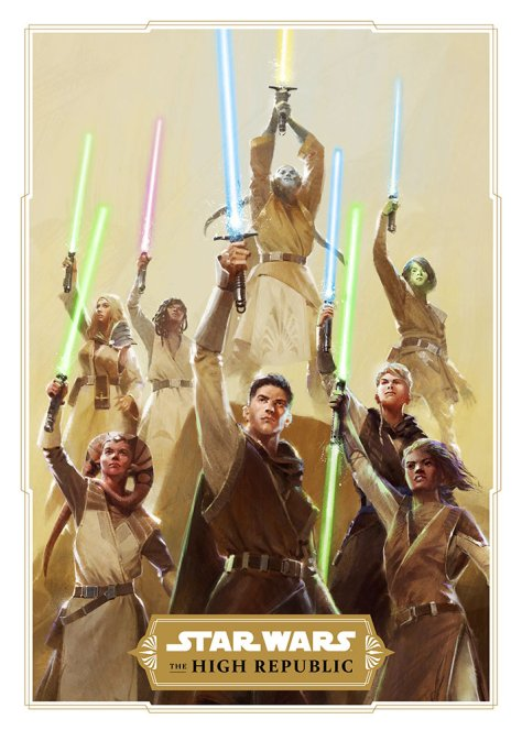 Star Wars: The High Republic - poster