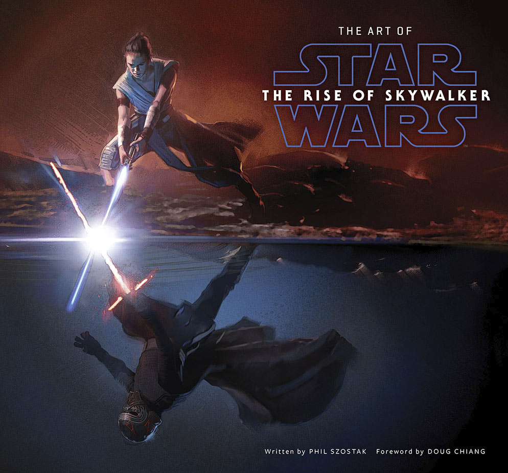 Art of Star Wars: The Rise of Skywalker cover