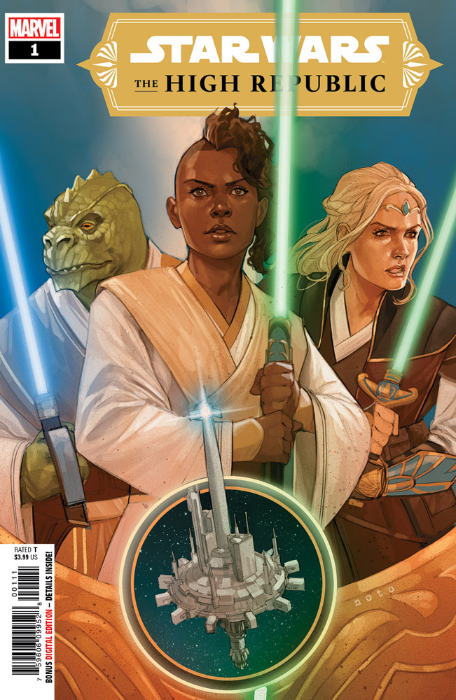 Marvel's Star Wars: The High Republic # 1