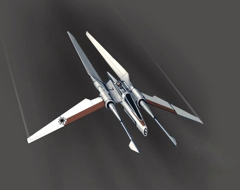 The High Republic: Ships and Vehicles: Jedi Ships